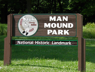 Man Mound's Dedication, Part 2 of 3