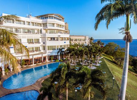Hotel Cardoso/Maputo - Para saborear e sentir África