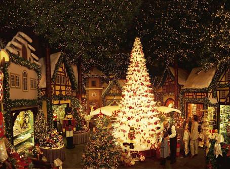 Alemanha - A magia dosmercados de Natal