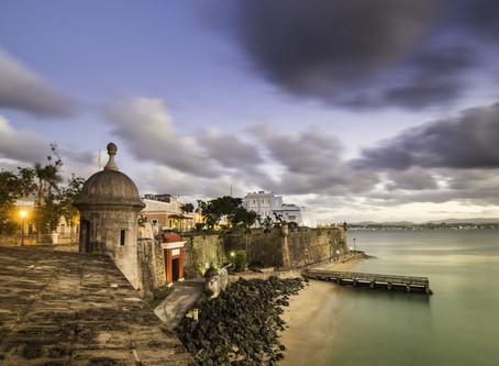 San Juande Porto Rico - Um milagre do passado,uma paixão do presente