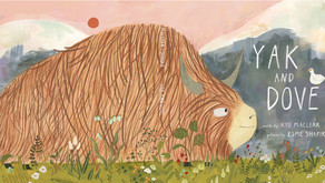 Yak and Dove -- Perfect Picture Book Friday