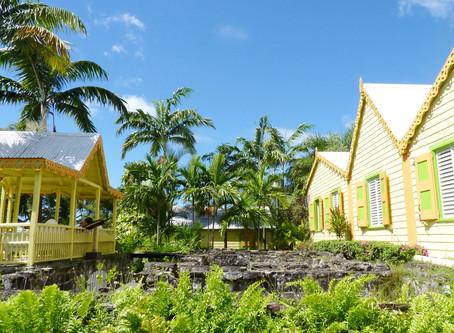 St. Kitts - Praias, mergulho, cor e…cana-de-açúcar