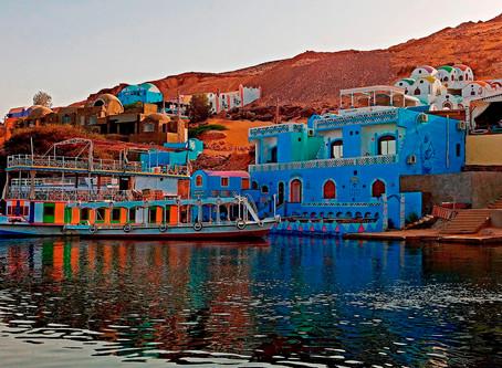 Nilo - Uma viagem entre paisagens emocionais