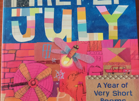 Firefly July — Perfect Picture Book Friday