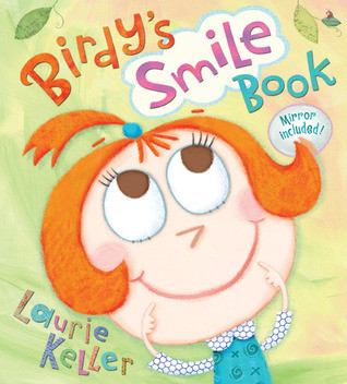 Cover art for Birdy's Smile Book