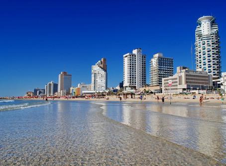 Tel Aviv - Uma pérolabela e provocadora