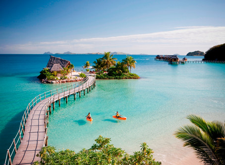LikulikuLagoon Resort- A um passo do paraíso
