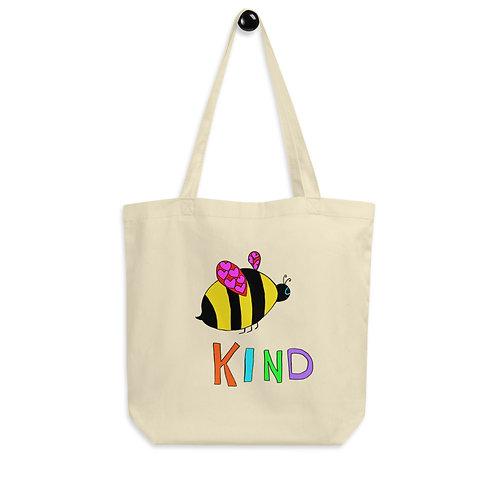 Bee Kind Eco Tote Bag