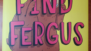 Find Fergus -- Perfect Picture Book Friday