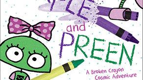 Gurple and Preen -- Perfect Picture Book Friday