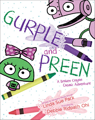 cover art for Gurple and Preen