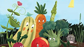 Alien Tomato -- Perfect Picture Book Friday