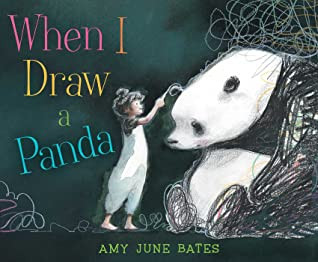 Cover art for When I Draw a Panda