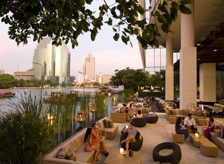 Millennium Hilton Bangkok - Sedução entre a modernidade e o exotismo