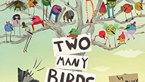 Two Books, Lots of Birds -- Perfect Picture Book Friday