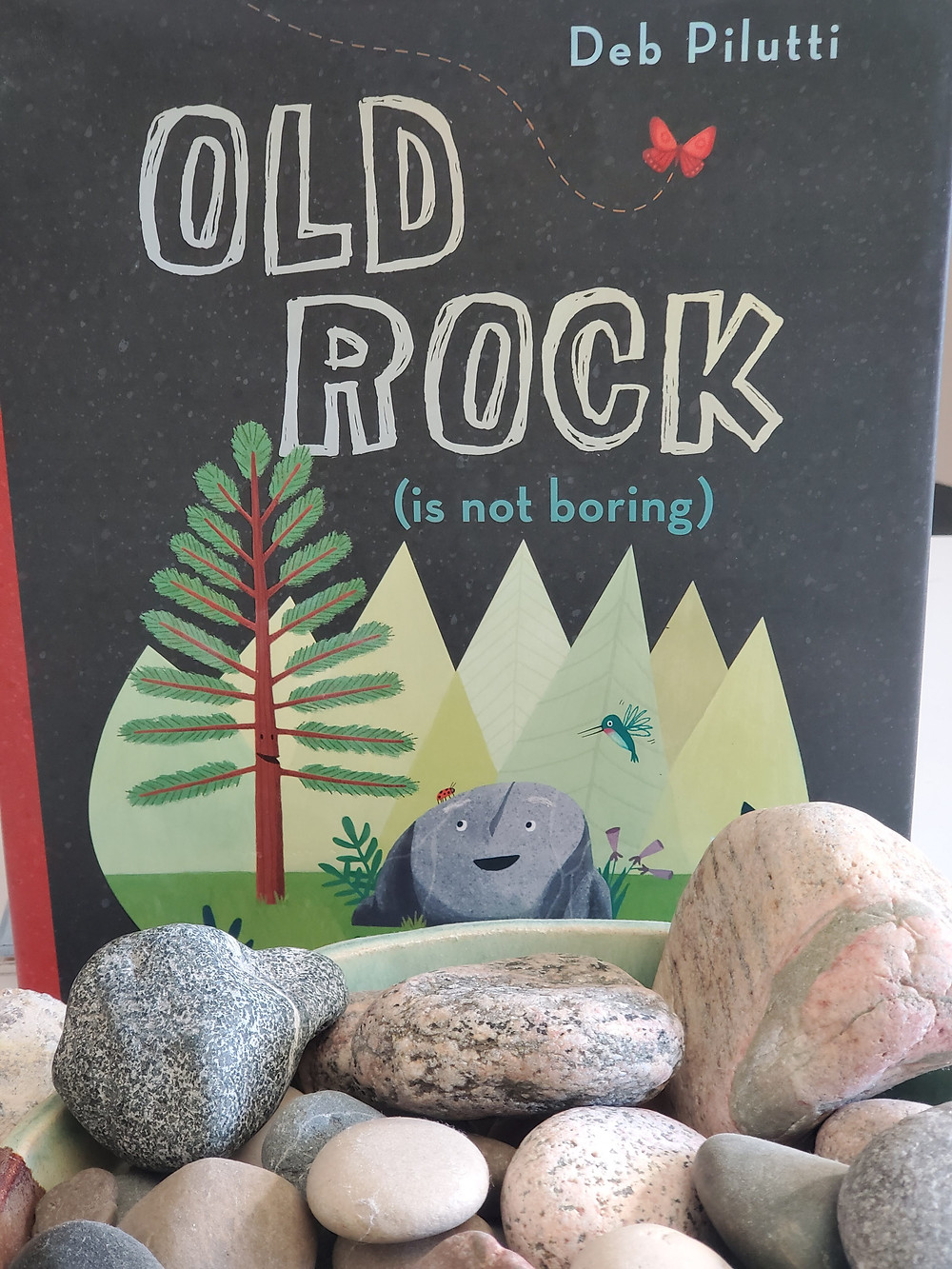 Cover art for Old Rock