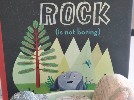 Old Rock (is not boring) — Perfect Picture Book Friday