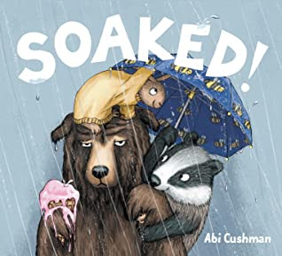 Cover art for Soaked by Abi Cushman