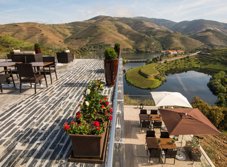 Vila GaléDouro Vineyards - Um agroturismocom o Douro aos pés