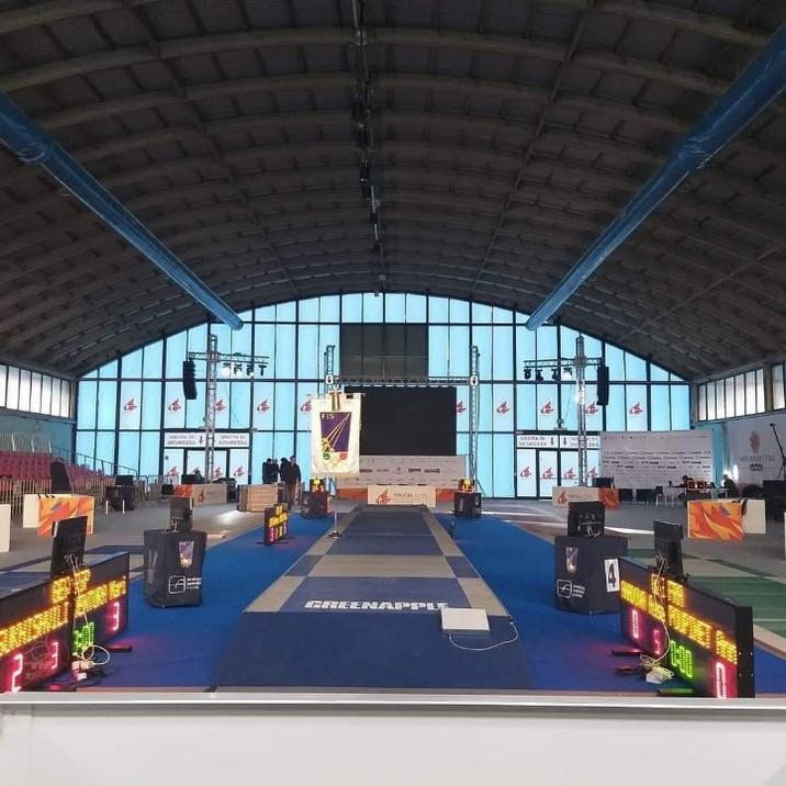 Championnats d'Europe Cadets à Foggia : quelle aventure !