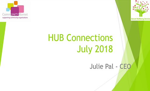 Hub Connections July 18