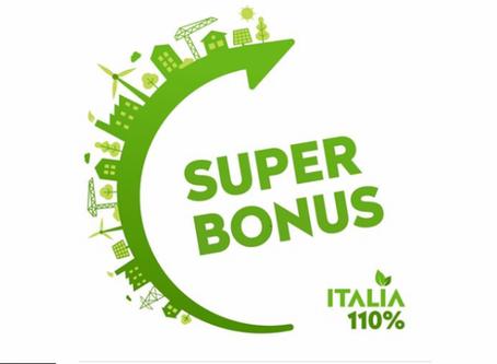 COME MUOVERSI CON GLI INCENTIVI BONUS 110%