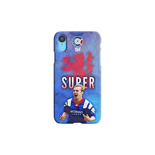 Super Ally iPhone Case