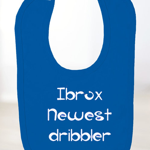 Newest Dibbler Bib