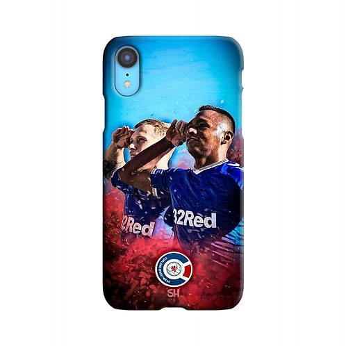 Arfield Salute Celebration iPhone Case