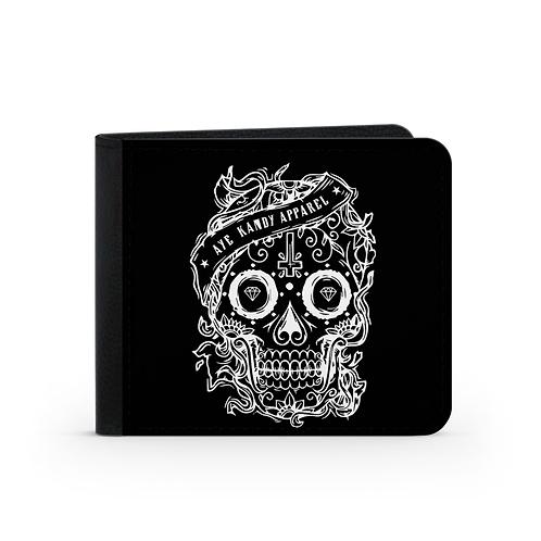 Aye Kandy Skull Logo Wallet