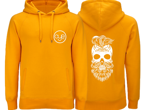 Reverse Billy Pullover Hoodie –Yellow