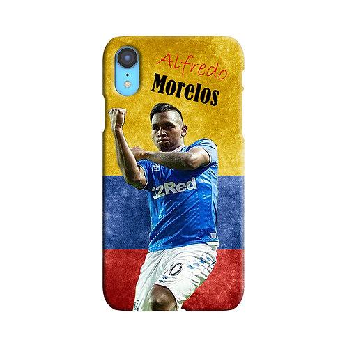 Alfredo Morelos iPhone Case