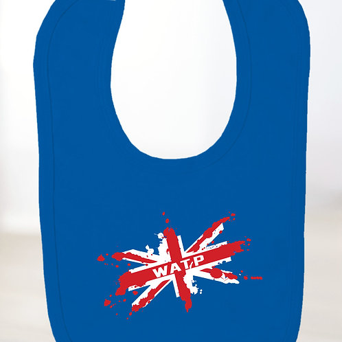WATP Union Flag Bib