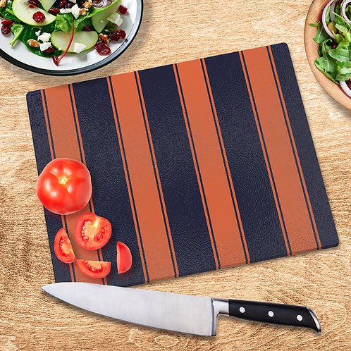 Away 94' Glass Chopping Board
