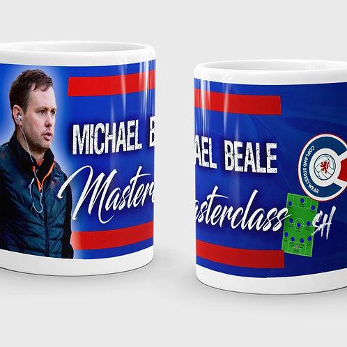 Michael Beale Masterclass Mug
