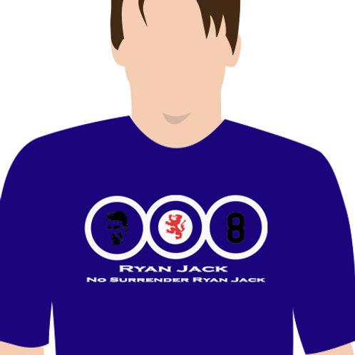 Ryan Jack 8 T-Shirt