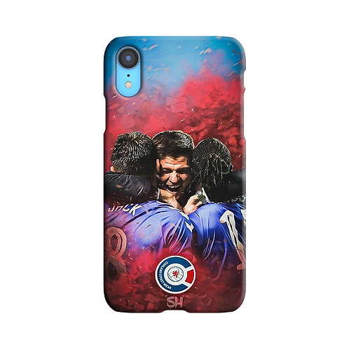 Gerrard Celebration iPhone Case