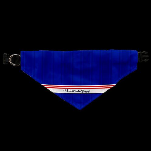 Home 19' Scarf Dog Collar