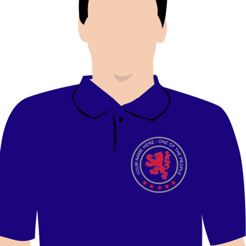 One Of The People Polo