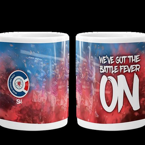 Battle Fever Mug