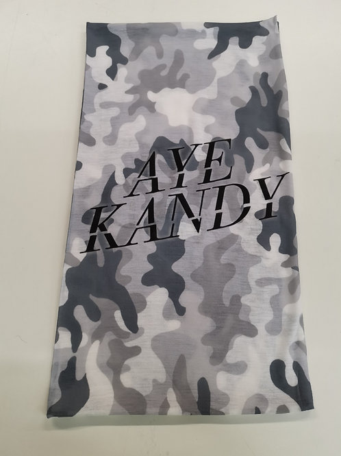 Aye Kandy Camo Snood