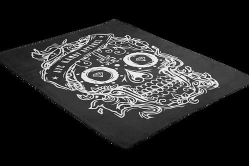 Aye Kandy Skull Blanket