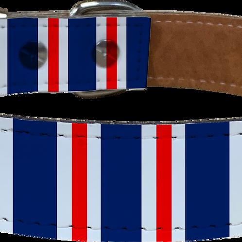 Home Bar Scarf Faux Leather Dog Collar