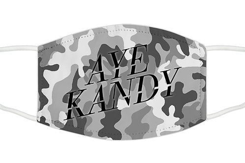 Aye Kandy Camo Face Covering With Filters