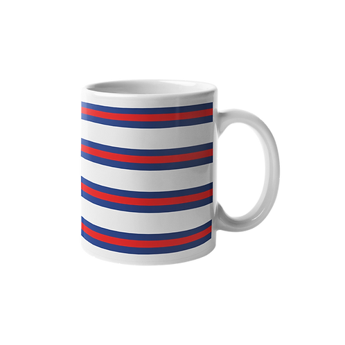 Away Bar Scarf Mug