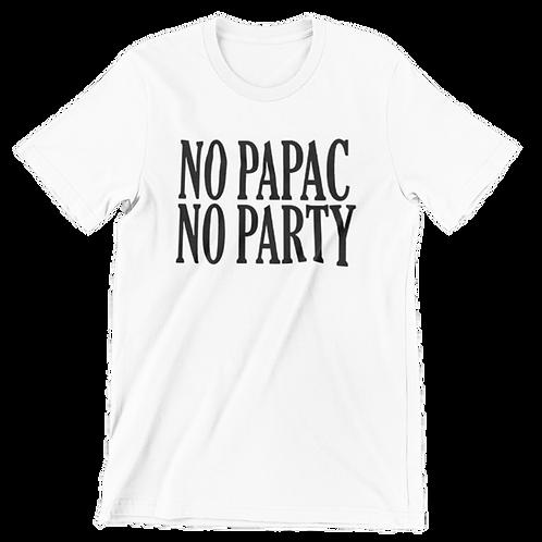 No Papac No Party
