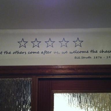 5 Star Wall Art