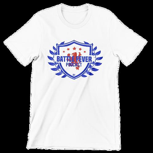 Battle Fever Podcast T-Shirt