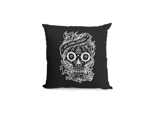 Aye Kandy Skull Cushion