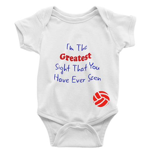 Greatest Sight Babygrow
